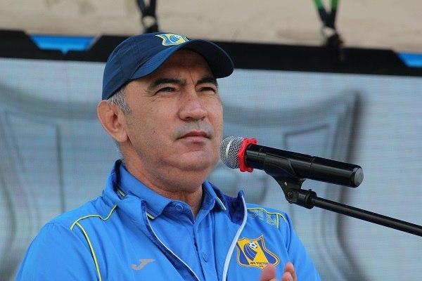 Бердыев объявил, что несобирается покидать «Ростов»